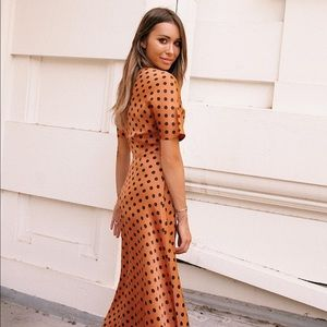 ❤️ Blogger's favorite polka dot dress